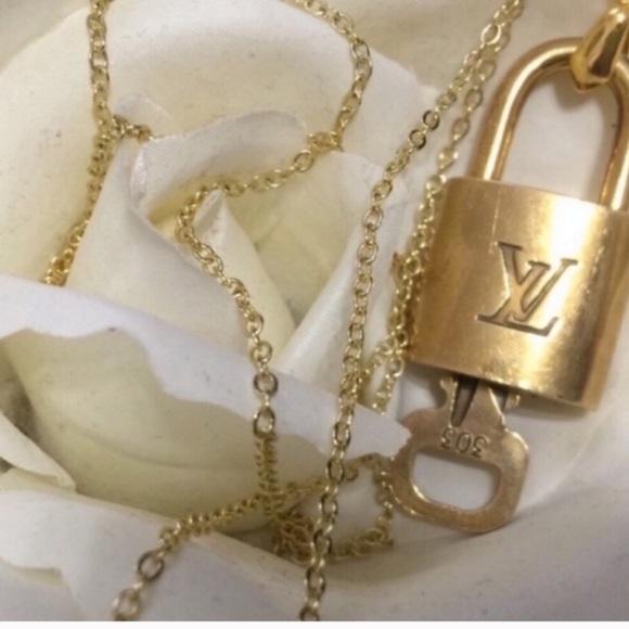 309c2372825c Louis Vuitton Jewelry - Louis Vuitton necklace. Great Valentine gift 🎁
